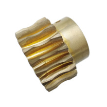 Cheap Price Custom Factory Bronze Worm Gear