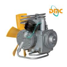 CNG Home Kompressor (DMC-5/200, 3600PSI) Pumpeneinheit
