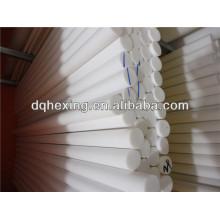 Joint moulé 6mm-330mm blanc / noir Garantie de qualité et peu coûteux Turcite-B PTFE / F4 / Teflon Rod / bar / round