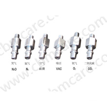 (Diss-outlet) DIN Probes/Adaptors for Medical Gases