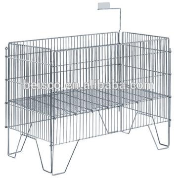Langlebige Wire Mesh Container / Edelstahl Draht / Wire Mesh Panel geschweißt