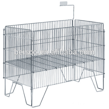 Durable wire mesh containers/ stainless wire /welded wire mesh panel ...