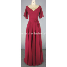 Elegant Red Cocktail Dresses for Juniors