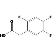 2, 4, 5-Trifluorphenylessigsäure CAS-Nr .: 209995-38-0
