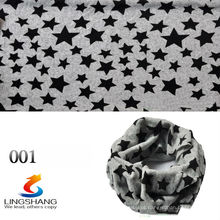 LSC-1 2014 mais recente impressão headscarf adulto moda headband costume moda hijab cores diferentes caxemira térmica bandana