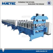 Petit pain de plat de Decking de plancher en acier de haute qualité formant le fabricant de machine