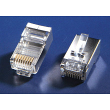 Cat5e Shielded Modular Plug
