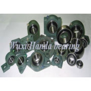 Pillow Block Ball Bearings For Agricultural, Metallurgial, Textile And Printing Machinery