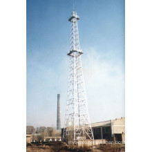 Tube Steel Tower, Tubular Tower, Monopole Tower