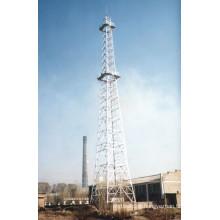 Torre de aço tubular, Torre tubular, Torre Monopole