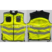 Cool design safety vest special reflective tape
