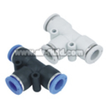 APE Union Tee Plastic Push in Tubing Fittings