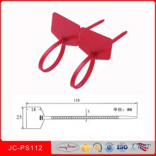 Jcps-112 Кабель Ремней Галстуки Пломбы Пластиковые Пломбы Безопасности Идентификация Хомута Танкер Уплотнения