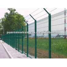 PVC coated Wire mesh garden fence