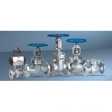 Stainless Steel Valves API 602 Accept OEM