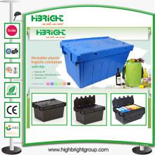 Plastic Crates for Agriculture Farm