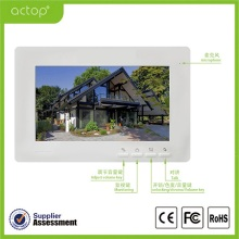 Villa Video Flat Intercom System