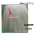 Co-Extrusion Wood Plastic Composite Outdoor Flooring WPC Deck
