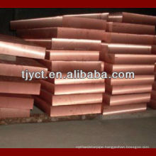 50mm thick copper plate