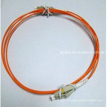 Перемычка оптического волокна с двухшпиндельным разъемом LC Uniboot (3M)