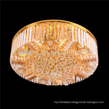 High-quality crystal ceiling decoration lightt made in China