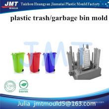 OEM maßgeschneiderte hochwertige papierkorb bin kunststoffspritzgusswerkzeug Hersteller Qualität Wahl