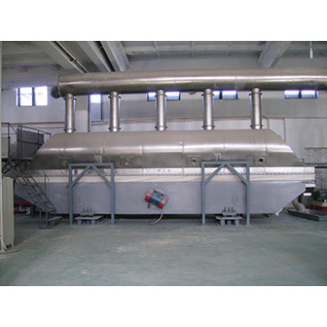 Citric acid fluidizing drying machine