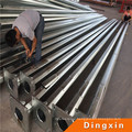 Hot Sale High Quality Q235 4m 5m 6m 7m 8m Galvanized Pole for Lighting Over 25 Years Life Span