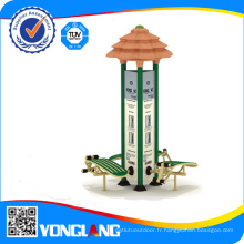 Équipement de construction de carrosserie de tuyaux galvanisés