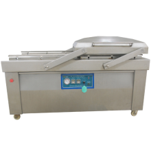 Vacuum packaging machine for dehydrated fruits and vegetables
