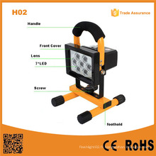 H02 10W lampe de lumière à lampe de travail à LED Lumière Spot Light Flood Light