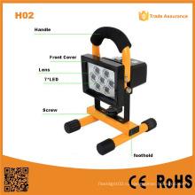 H02 10W светодиодный свет работы лампы фары пятно света потока света