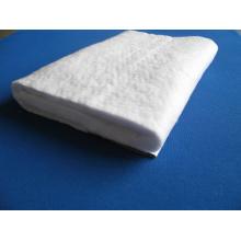 Guata de algodón blanqueada