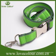 Personalized high quality Nylon lanyard/lanyard uk
