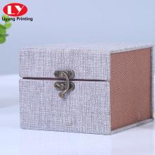 Caixas de vela de luxo para embalagem de presente