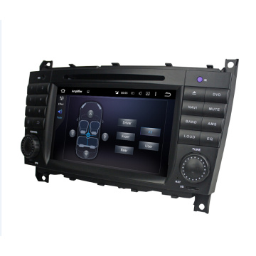 Car Audio Electronics voor Benz C-Klasse