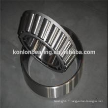 GCr15 Matériau roulement à rouleaux coniques 32217 palier 85 * 150 * 36mm fabriqué en Chine