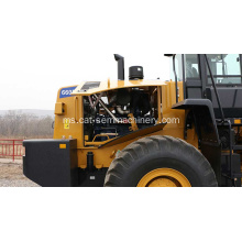 SEM 660D Wheel Loader With Marble Fork