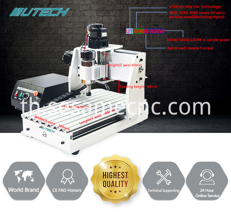 Small Cnc Machine