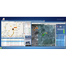 Web-basierte GPS-Tracking-Software (JT1000B / S)