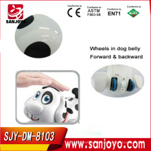 electric walking Intelligent dog toy