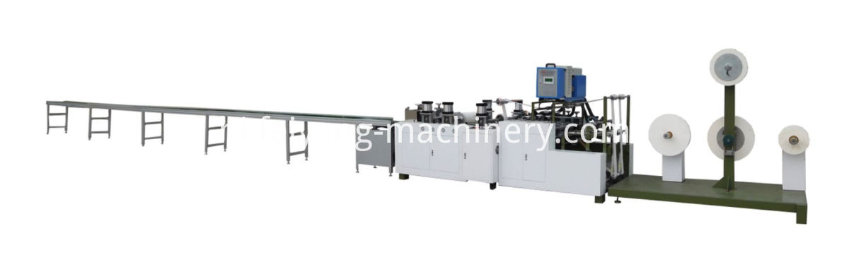 flat handle making machine 6