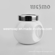 Ceramic Storage Container Pot (WKC0336A)