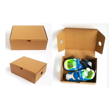Corrugated Board Paper Type and Shoe Use baby shoes box