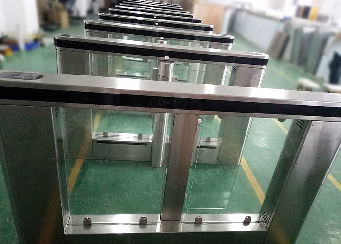 Intelligent Swing Turnstiles