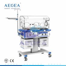AG-IIR003 vier stille medizinische gebrauchte Rollen Krankenhaus medizinische Baby Neugeborenen Inkubator Hersteller
