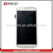 Новая замена для ЖК-дисплея Samsung Galaxy S4 I9500 с рамкой в сборе