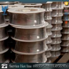 Haute qualité316,316L 304 304L, 310S, 201,202,302,303 Fil de soudure en acier inoxydable