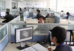 CNC milling parts programming