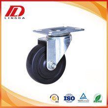 3 inch hard rubber caster wheels